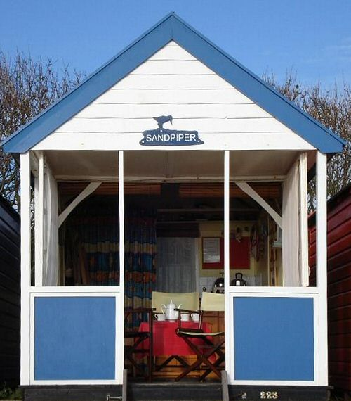 Sandpiper Beach Hut, Southwold